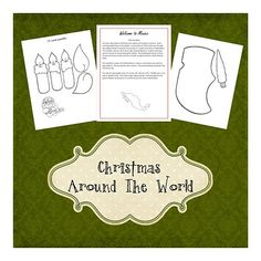 Christmas Around the world-every classroom is a different rotation?