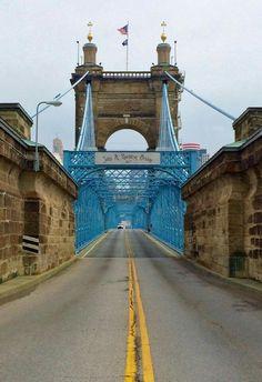 Cincy. I love this bridge.