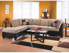 The Santa Fe Collection : the brick sectionals - Sectionals, Sofas & Couches