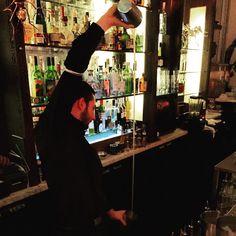 Cocktailtime!! @Artesian @langham_london Gekozen tot 'World best bar' #london #uk #cocktails by societyworld