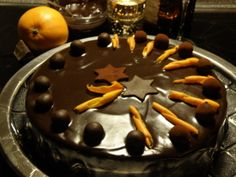 Black Princess - Sacher Cake