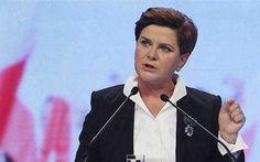 Guvernul polonez intentioneaza sa reduca varsta de pensionare anul viitor, a declarat vineri premierul Beata Szydlo