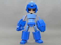 Lego Bots, Robot, Miniatures, Construction, Female, Random, Lego Creations, Building, Robots