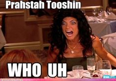 Real Housewives of New Jersey's Teresa Giudice before tha table flip Table Flip, A Table, Divorce Court, Teresa Giudice, Hollywood Gossip, Rich Kids, Reality Tv Shows, Real Housewives, Housewife