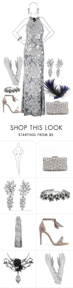 """...and the Award goes to..."" by shirley-degannes ❤ liked on Polyvore featuring Ben-Amun, John Brevard, Badgley Mischka and Alexandre Birman"