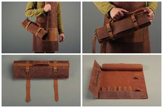 Professional Leather Chef`s Roll Knife Bag / Chef Knife Case / Chef Knife Roll / Chef Bag / Chefwear / Gift For Him / Kitchen Accessories / Gifts For Chefs / Gifts For Foodie / Kitchen / Gift Ideas / Chef Knife Bag / Knife Bag / Leather Knife Roll