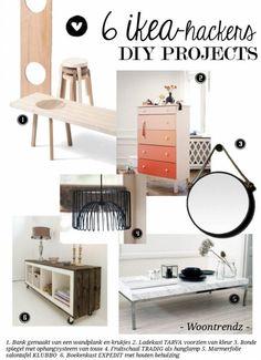 DIY met IKEA meubelen
