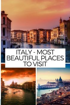 Italy Travel to most beautiful destinations ,Italy beautiful places and things to do, Rome, Venice, Tuscany, Sicily #Italy #travel by www.theviennablog #theviennablogbestbe #italytravel