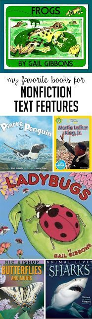 I love teaching nonfiction to my students. My students LOVE to learn all about animals, space, nature, etc. It is real and attainable to them and they just seem to seek that knowledge on their own. I