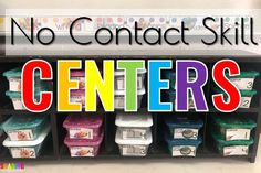 My students returned to school and they had one thing in mind... their peers! You can read all about our no contact skill centers here.