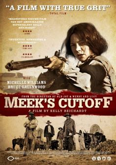 Meek's Cutoff. 2010. D: Kelly Reichardt.  To hear the show, tune in to http://thenextreel.com/tnr/meeks-cutoff or check out our Pinterest board: http://www.pinterest.com/thenextreel/the-next-reel-the-podcast/  http://www.youtube.com/c/ThenextreelPodcast  https://www.facebook.com/TheNextReel   https://twitter.com/TheNextReel  http://instagram.com/thenextreel  http://www.flickchart.com/thenextreel  http://letterboxd.com/thenextreel