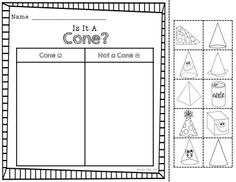 Learning about shapes - Second Semester Math Station Idea Kindergarten Shapes, Teaching Shapes, Kindergarten Math Activities, Preschool Math, Math Classroom, Fun Math, Teaching Math, Interactive Books, Math Patterns