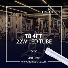 LED tubes is the best-LED Light that could save a lot of your electric bills. You can Install LED tubes in your indoor places as well as outdoor places, You can make a quick order for these lights from our online store LEDMypalce.