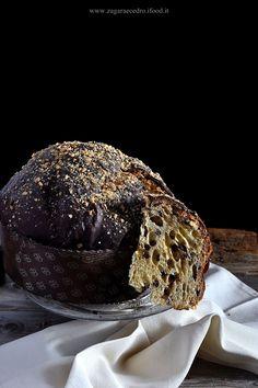 Semifreddo alla nocciola con panettone al cioccolato http://www.zagaraecedro.ifood.it/2017/01/semifreddo-alla-nocciola-con-panettone.html
