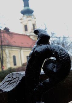 from Budafok (Budapest) The Weir's old hood. <3
