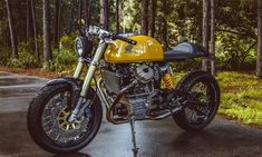 Return of the Cafe Racers - Vote of confidence – Garth's Honda CX500