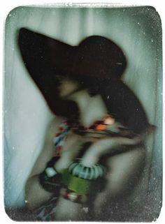 Sarah Moon: Dreams of a impressionist photographer.