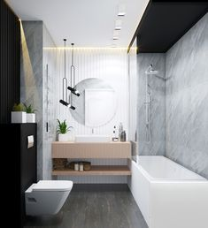 """Check out this @Behance project: """"Bathroom Design"""" https://www.behance.net/gallery/67605227/Bathroom-Design"""
