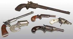 Antique Hand Guns