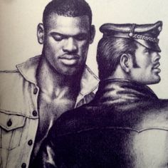 "rickinmar: "" Tom of Finland. 1970s """
