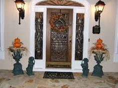 front porch decorating ideas - Google Search