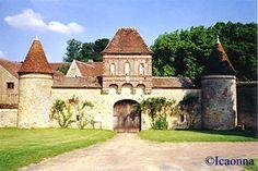 Abbaye de Vauluisant - Région de Sens - Yonne