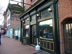 Fells Point, Baltimore MD