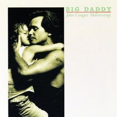Pop Singer? John Mellencamp released 'Big Daddy' today in #music #history, 9 May 1989. #Mellencamp #rock #eighties #80s #remember #Spinogle