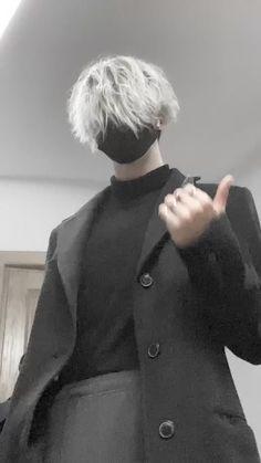 Daddy Aesthetic, Aesthetic Hair, Character Aesthetic, Pretty Men, Pretty Boys, Cute Boys, Anime Haircut, Ballet Dance Videos, Androgynous Hair