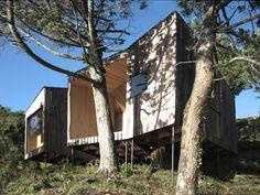 Imagen 1 de 20 de la galería de Sauna en Lago Ranco / Panorama Arquitectos. Fotografía de Panorama