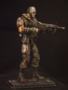 Army of Two (G.I. Joe) Custom Action Figure