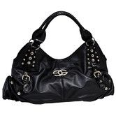 Found it at Wayfair - Eliza Croco Embossed Faux Leather Large Hobo Bag