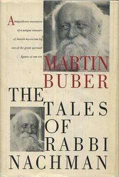 THE TALES OF RABBI NACHMAN | Martin Buber | First edition, 1956.