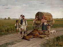 Vastagh György (festő) – Wikipédia Camel, Artist, Painting, Animals, Animales, Animaux, Artists, Painting Art, Camels