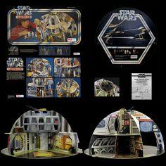 Vintage_Star_Wars_Palitoy_Death_Star_Playset.jpg (580×580)