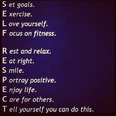 No other better way than to live #positive #goal setting
