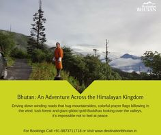 #Bhutan, An Adventure across the Himalayan Kingdom For affordable Bhutan holiday tour packages, please visit our official website at http://bit.ly/bhutantourpackages  #Bhutan #BhutanTourism #DestinationBhutan #Destinations #Travel #Love #people