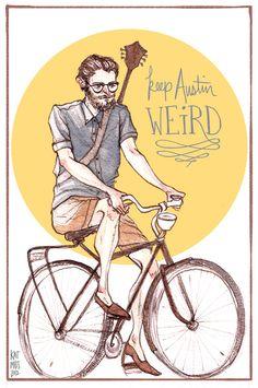 Keep me weird