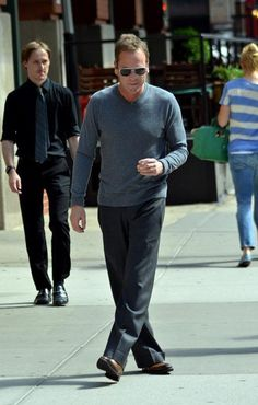 Kiefer in NY July 7 2014
