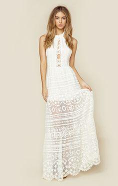 ECLIPSE MAXI DRESS