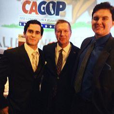 Got to meet John Kasich at GOP.