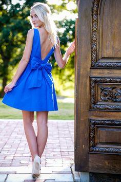 Blue looks good on you! #LaurenJames #LifeIsBetterInLJ