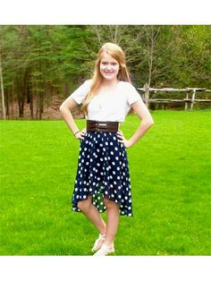 High Low Dresses and Skirts - How To Wear High-Low Dresses - Seventeen