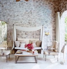 See the Mexican oasis—designed by Booth and Ferrier and architect Spence Sutton—in San Miguel de Allende that we want to call our own.