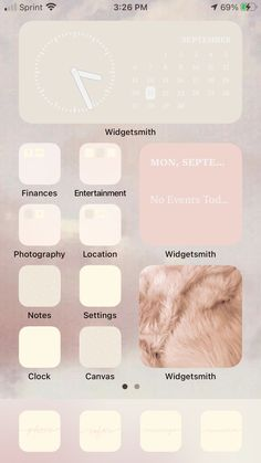 Iphone Home Screen Layout, Iphone App Layout, Iphone Wallpaper App, Iphone Wallpaper Tumblr Aesthetic, Iphone Minimalist Wallpaper, Screen Wallpaper, Bts Wallpaper, Ios Design, Iphone Design