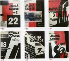 The Lost Graphic Designs of a Short-Lived Democracy - Steven Heller - The Atlantic