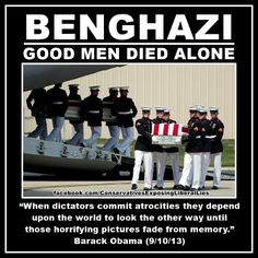 #Benghazi   NOT THIS TIME, obama, NOT THIS TIME..OR ANY OTHER TIME FROM NOW ON..YOU ARE WAY TO EVIL.