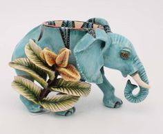Ardmore Elephant Egg Cup