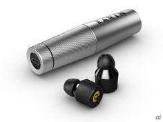 Bluetoothイヤホン「EARIN」
