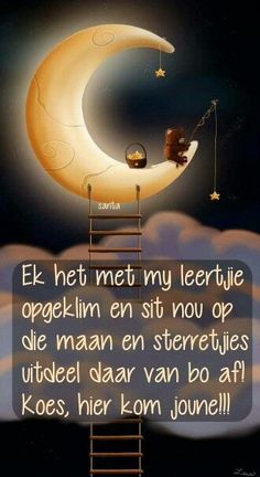 bemoedigende boodskappies - Google Search Good Night Blessings, Good Night Wishes, Good Night Sweet Dreams, Good Night Quotes, Good Morning Good Night, Morning Quotes, Lekker Dag, Afrikaanse Quotes, Goeie Nag